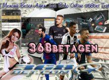 Tips Menang Besar Agen Judi Bola Online 368bet Terbaru