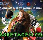 Judi Casino Online 368bet paling sering dimainkan